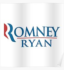A Mitt Romney Poster