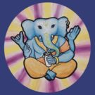 ganesh enjoys shakes by Octochimp Designs