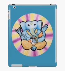 ganesh enjoys shakes iPad Case/Skin