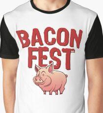 Bacon Fest Graphic T-Shirt
