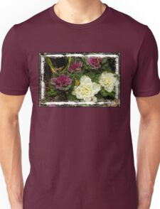 Flowering Kale ~ Ornamental Cabbage T-Shirt