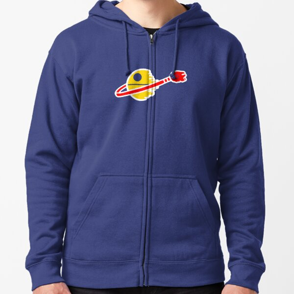 It's A Trap! Zipped Hoodie