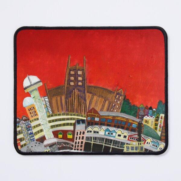 Newcastle - vivid Mouse Pad
