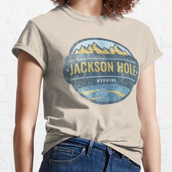 Jackson Hole Wyoming Classic T-Shirt