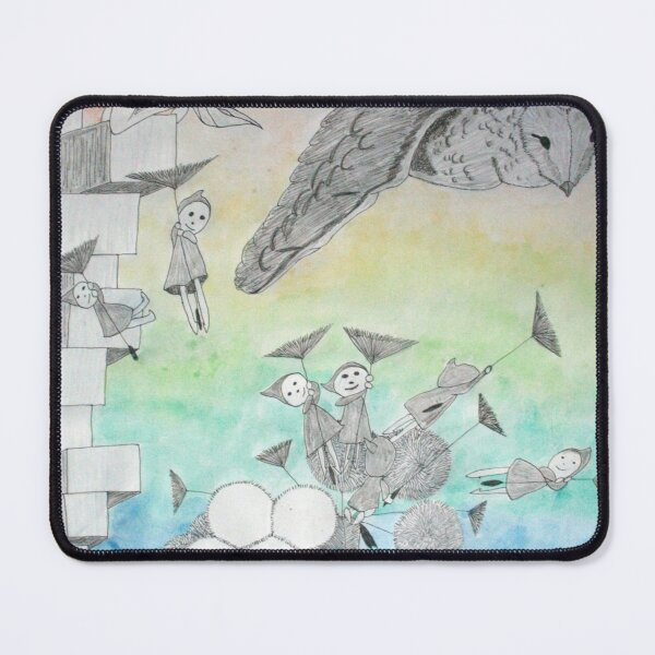 Night Stalkers at Dusk Mouse Pad