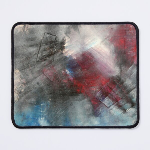 Spacial relationships Mouse Pad
