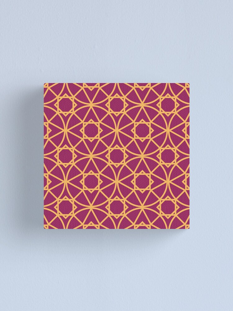 Alternate view of Moroccan 5 Canvas Print