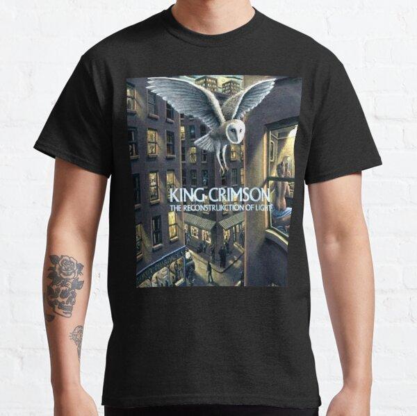 Bess Seller King Crimson Classic T-Shirt