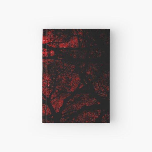 Vermillion Regard Hardcover Journal