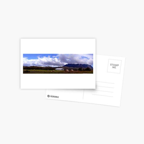 Countryside Tasmania Postcard