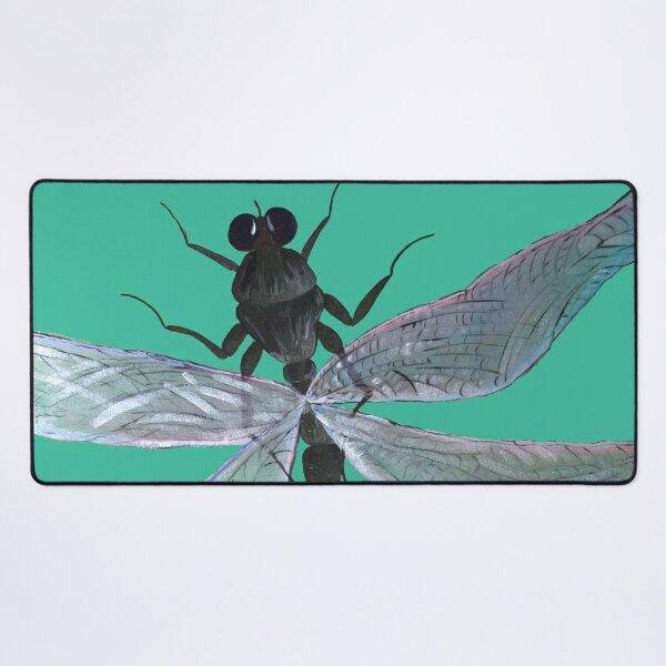 Dragonfly Desk Mat
