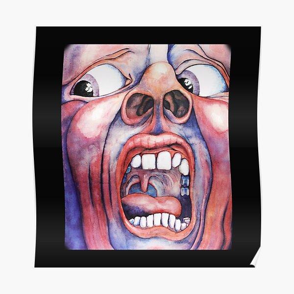 Bess Seller King Crimson Poster