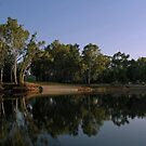 Murray River scapes by Michael Crameri