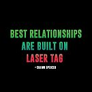 Psych Shawn Spencer lasertag quote by lolipoptalia
