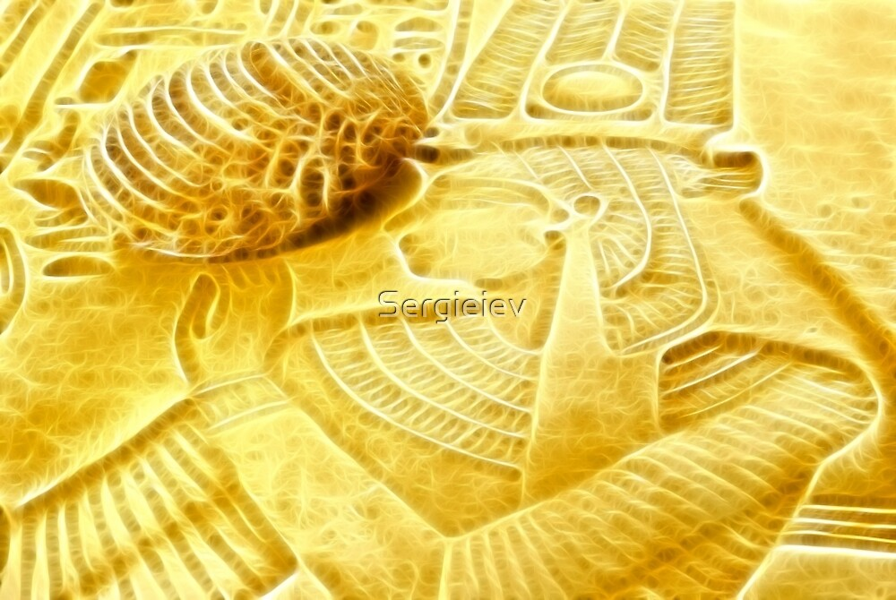 design in style ' travel to Egypt ' by Sergieiev
