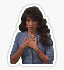 Janice Sticker