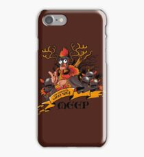 The knights who say... iPhone Case/Skin