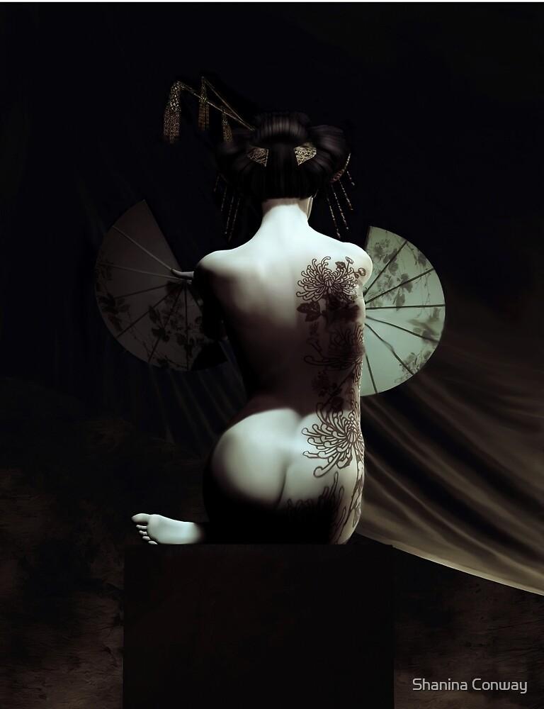 Geisha by Shanina Conway