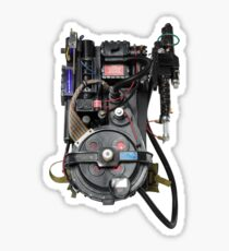 Proton Pack   Ghostbusters   Cult Movies Sticker
