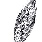 leaf tangle / by Vickie Simons