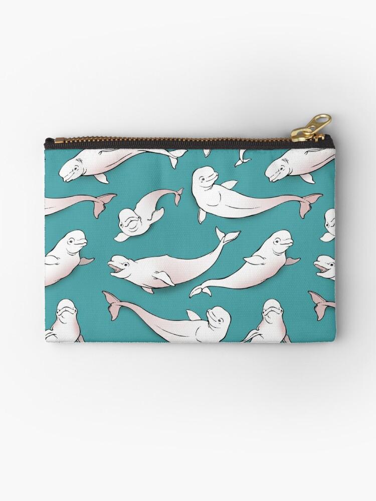 White whales  by Artkettu