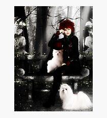 Haute Goth - Winter Photographic Print