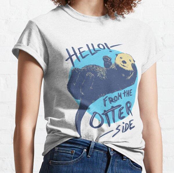 Otter Side T-shirt classique
