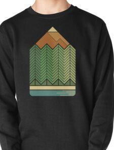 Drawing Mountains T-Shirt