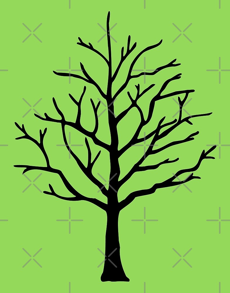 Tree, Trees, Wood, Forest by theshirtshops