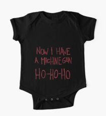 Ho Ho Ho... One Piece - Short Sleeve