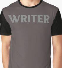 Writer Graphic T-Shirt