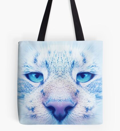 Ice Spirit Tote Bag