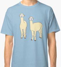 Happy Alpaca Twin Classic T-Shirt