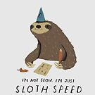sloth speed by louros
