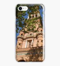 Plaza de Espana Tower iPhone Case/Skin