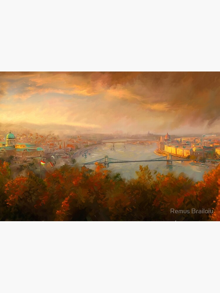 View of Budapest by RemusCB