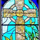 Celtic Cross St. Fillians Aberdour by ©The Creative  Minds