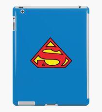 super man or super women? iPad Case/Skin