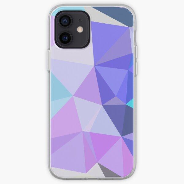 Pastel Prisms-1 iPhone Soft Case