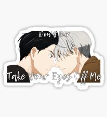 Don't Ever Take Your Eyes Off Me - Normal ver.  Sticker