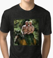 Best Friends Trump & Putin Tri-blend T-Shirt