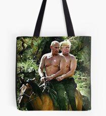 Best Friends Trump & Putin Tote Bag