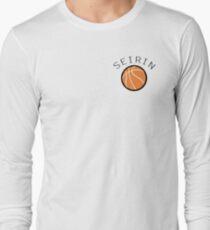 Kuroko No Basuke/Basket - Seirin Bench Uniform T-Shirt