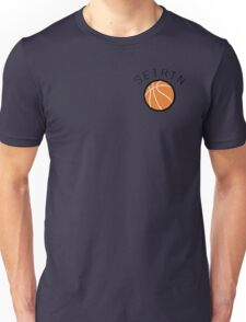 Kuroko No Basuke/Basket - Seirin Bench Uniform Unisex T-Shirt