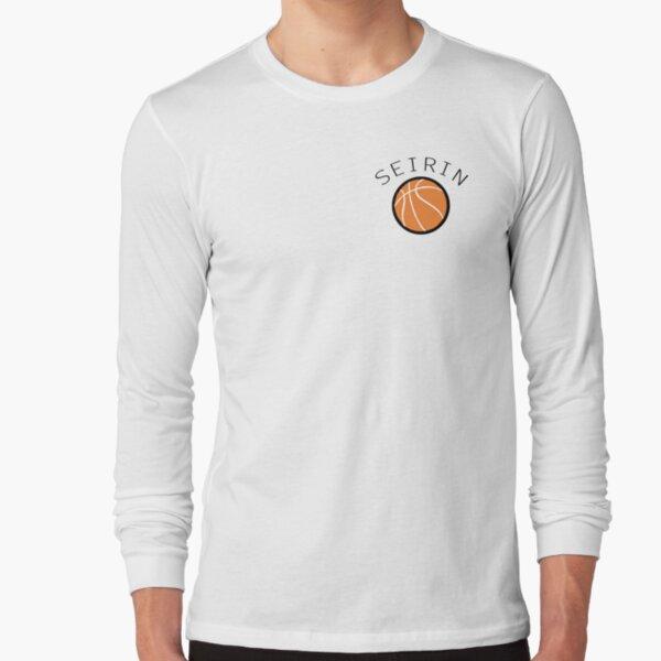 Kuroko No Basuke / Basket - Seirin Bench Uniform T-shirt manches longues