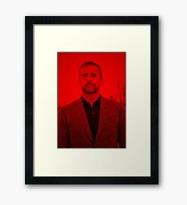 Steve Carell - Celebrity Framed Print