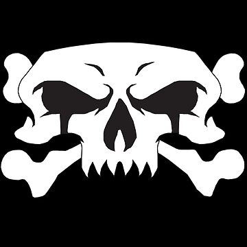 Skull and Crossbones by rhino6550