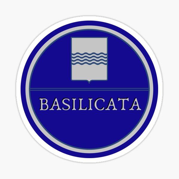 Italian Region of Basilicata Sticker