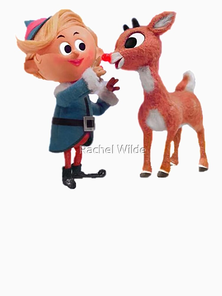 Rudolph the red nose reindeer by RM-Wilde