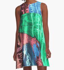 3 guides A-Line Dress